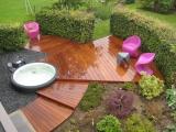 Галерия Softub - градина