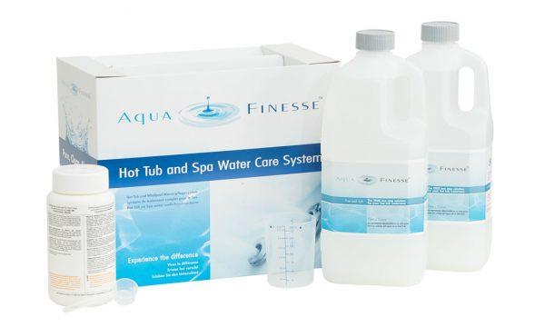 Препарат за вода за горещи вани и джакузи